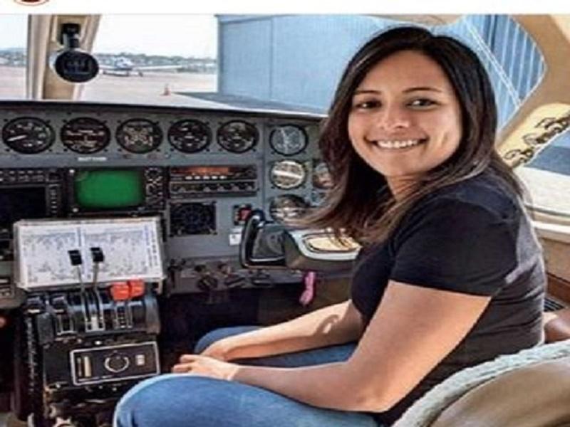 देश की बेटी संजल गावंडे : रॉकेट ब्लू ओरिजिन की टीम में निभाई अहम भूमिका