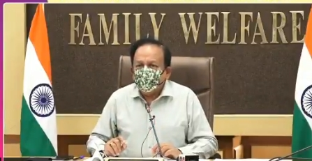 Health Minister Dr. Harsh Vardhan launches Integrated Health Information Portal